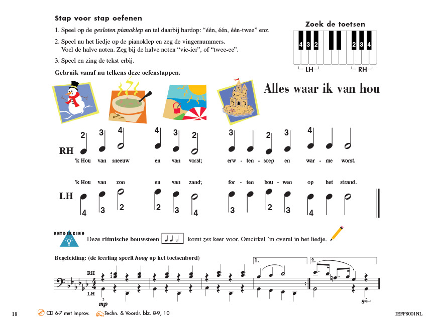 Piano Adventures® Level 1 Lesson & Theory Book 4