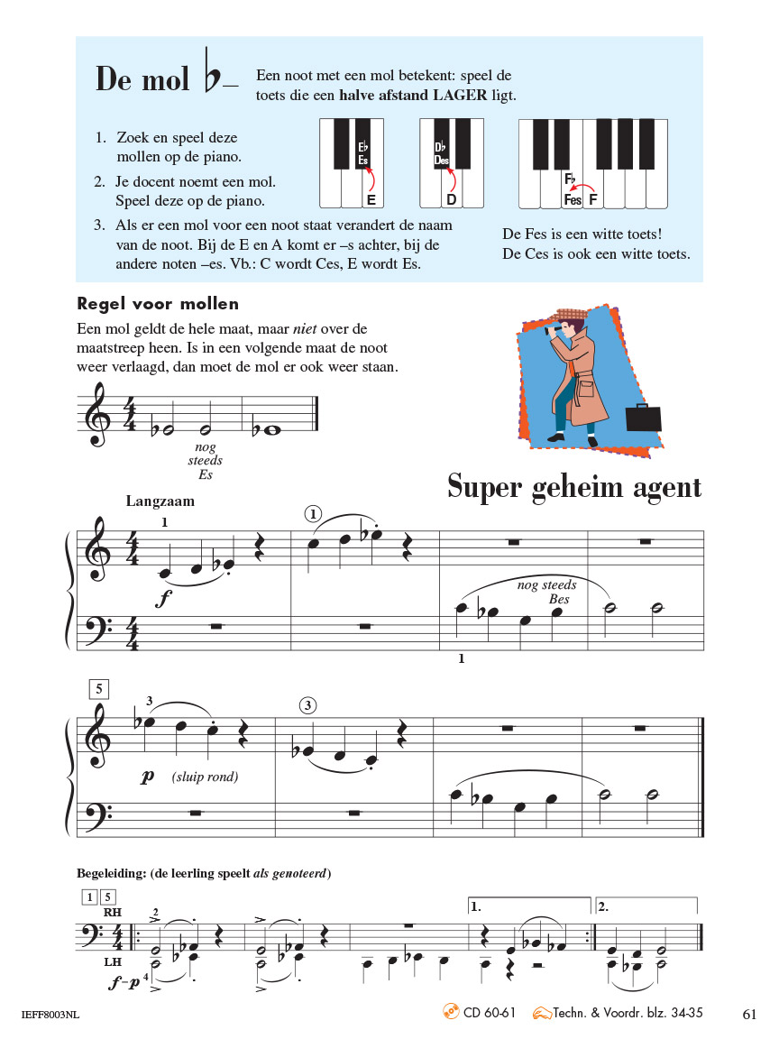 Piano Adventures® Level 2 Lesson & Theory Book with CD 6