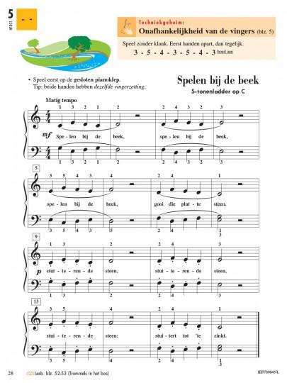 Piano Adventures® Level 2 Technique & Performance Book 5